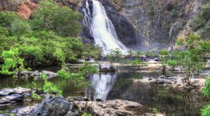 Daintree Rainforest Waterfalls