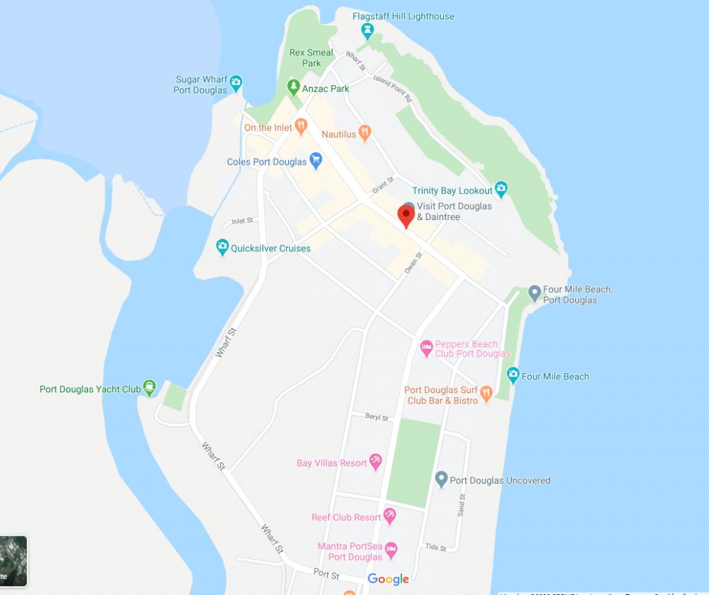 Port Douglas Maps and Guides