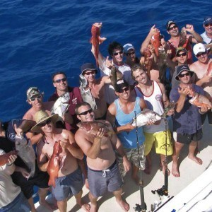 Coral Sea Fishing