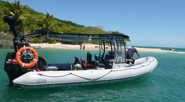 Port Douglas Island Adventure Tour